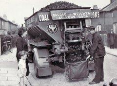 Coal Bagger lorrys