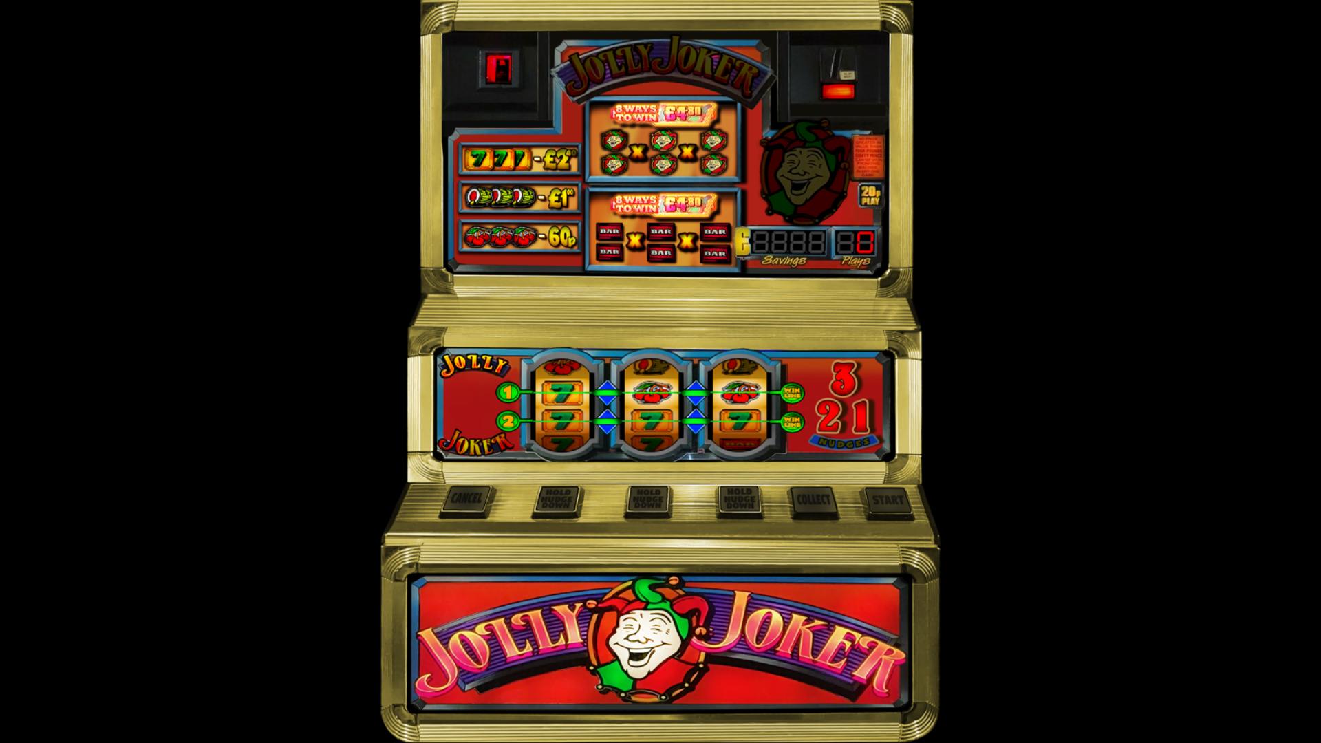 Jolly Joker £4.80 Dx