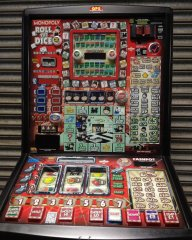 MONOPOLY Roll The Dice £5 Jackpot